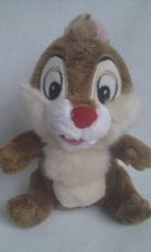 Adorable My 1st Disney Store 'Chipmunk' Plush Toy